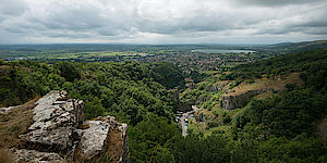 Cheddar Gorge - Photo CC Kelveden